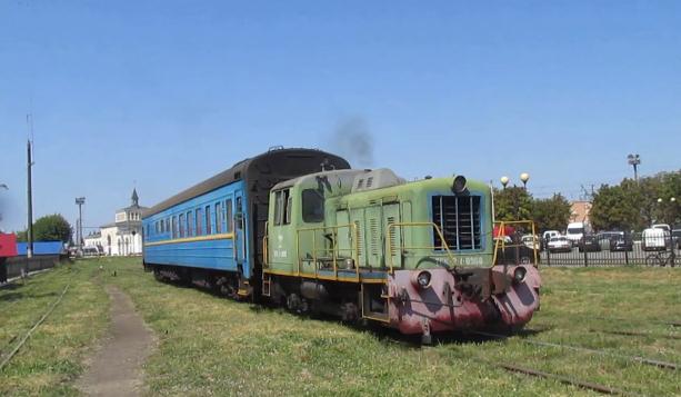 """Маневровый локомобиль МАЗ заменит """"кукушку"""" на станция"""